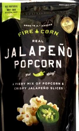 Fire Corn - Jalapeno Popcorn
