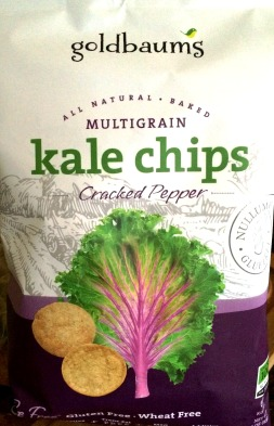 Goldbaum's - Cracked Pepper Kale Chips
