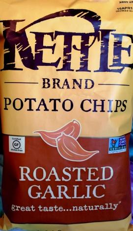 Kettle Brand - Roasted Garlic