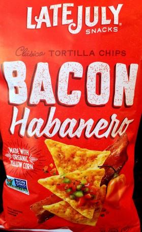 Late July - Bacon Habanero