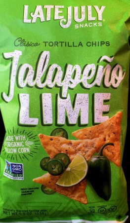 Late July - Jalapeno Lime