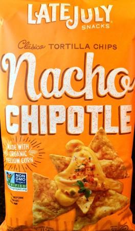 Late July - Nacho Chipotle