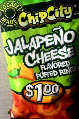 Chip City - Jalapeno Cheese Puffed Rings