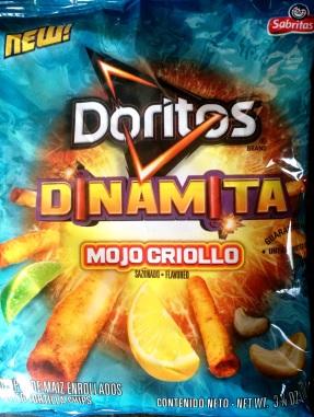 Doritos Dinamita - Mojo Criollo