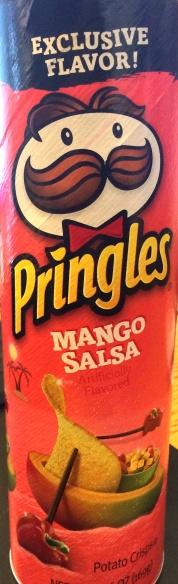Pringles - Mango Salsa