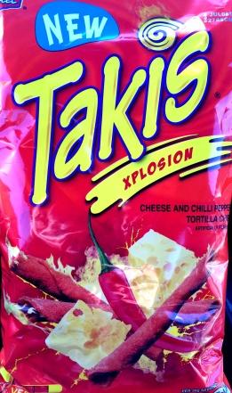 Takis - Xplosion