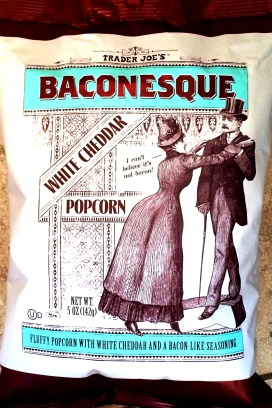 Trader Joe's - Baconesque White Cheddar Popcorn