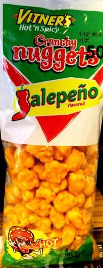 Vitner's - Jalapeno Crunchy Nuggets