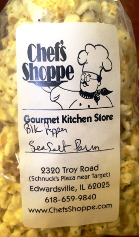 Chef's Shoppe - Sea Salt Black Pepper Parmesan