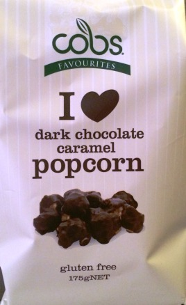Cobs - I Heart Dark Chocolate Covered Popcorn