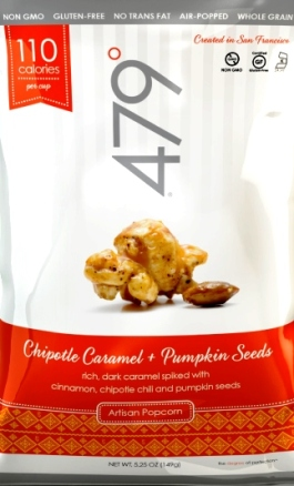 479 - Chipotle Caramel Popcorn