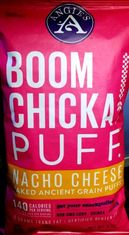 Angie's Boom Chicka Puff - Nacho Cheese