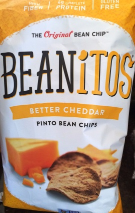 Beanitos - Better Cheddar Pinto Beans