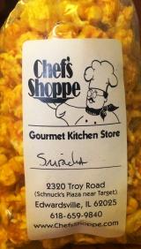 Chef's Shoppe - Sriracha Popcorn