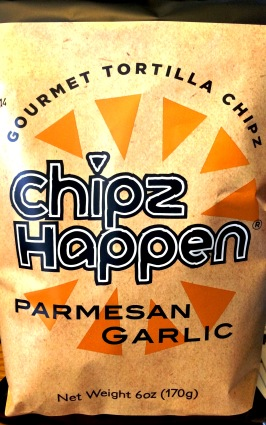 chipz happen - parmesan and garlic