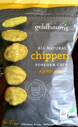 Goldbaum's Chippers - Kettle Corn Popcorn Chips