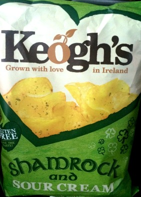 Keogh's - Shamrock and Sour Cream