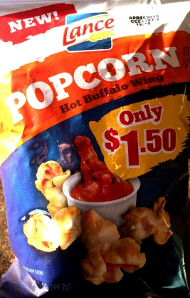 Lance - Buffalo Popcorn