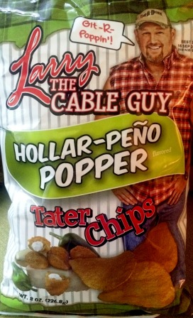 Larry the Cable Guy - Hollar-Peno Popper