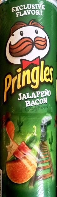 Pringles - Jalapeno Bacon