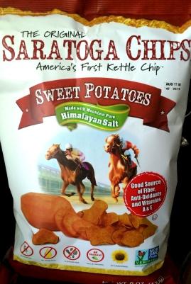 Saratoga Chips - Sweet Potato