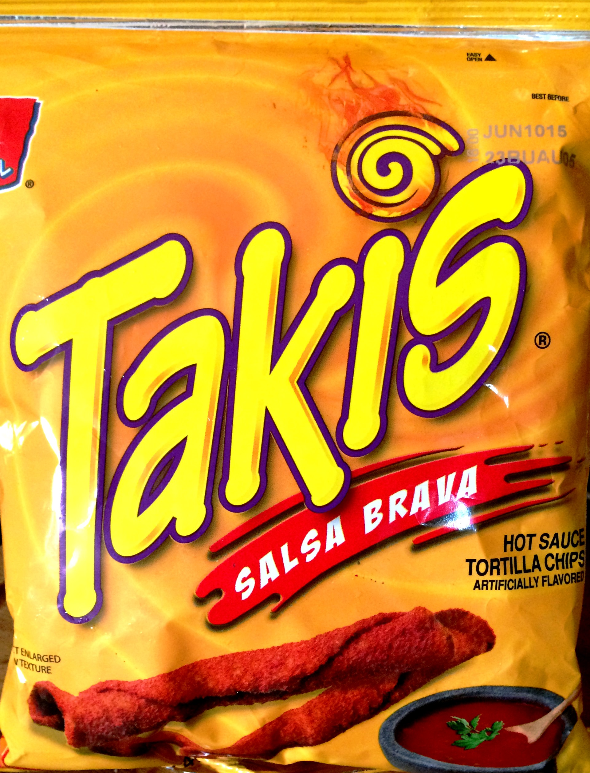 Takis Chip Review