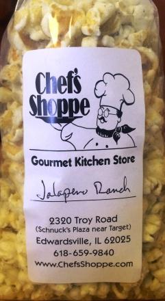 Chef's Shoppe - Jalapeno Ranch Popcorn