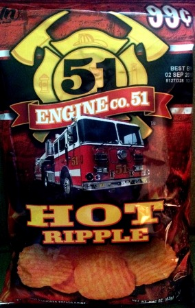 Engine Co. 51 - Hot Ripple