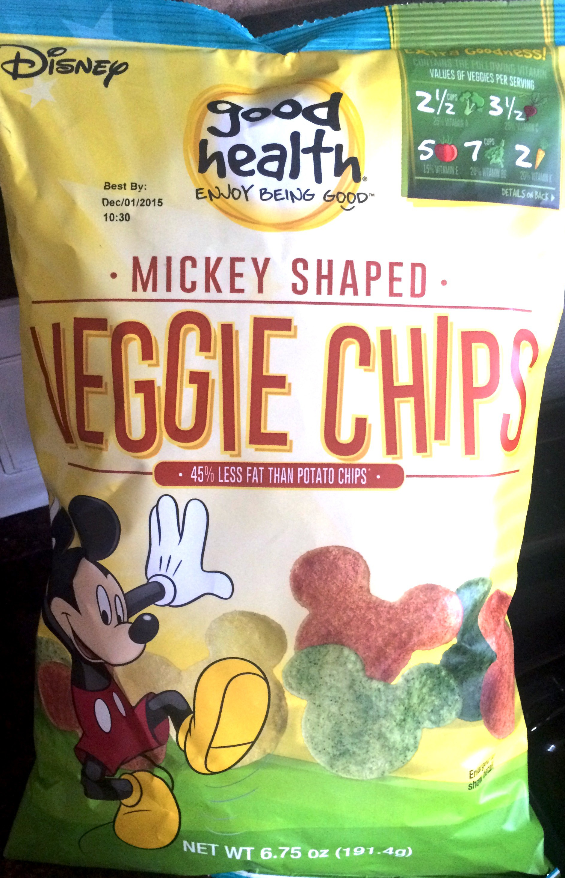 Why Chips Are Good Good Health Mickey E
