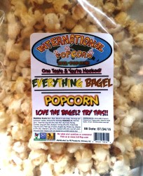 International Popcorn - Everything Bagel
