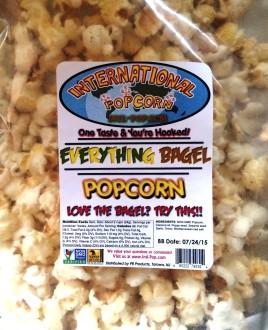 International Popcorn - Everything Bagel