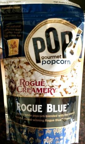 Pop! Gourmet Popcorn - Rogue Blue