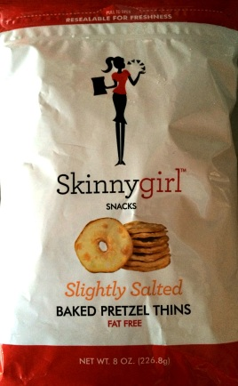 Skinnygirl - Baked Pretzel Thins