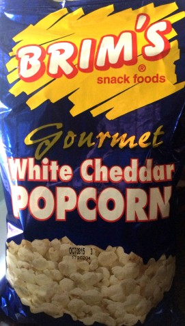 Brim's - Gourmet White  Cheddar Popcorn