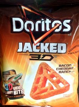 Doritos Jacked 3D - Bacon Cheddar Ranch