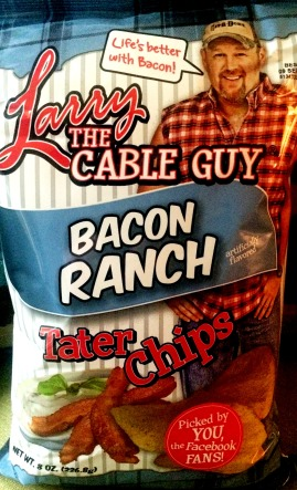 Larry the Cable Guy - Bacon Ranch