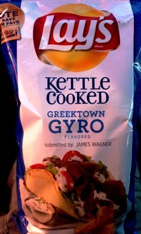 Lay's Do Us - Greektown Gyro