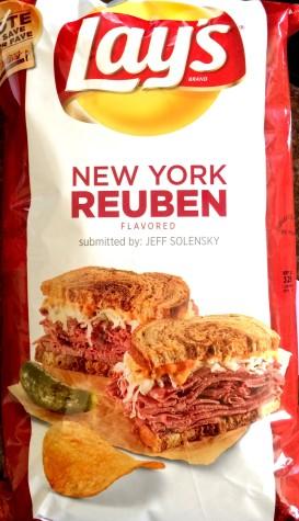 Lay's - New York Reuben