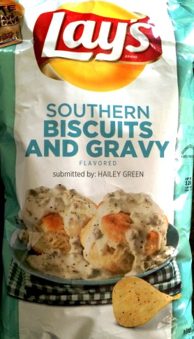 Lay's - Southern Biscuits and Gravy