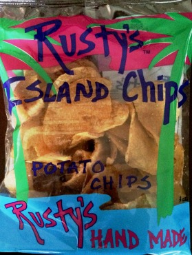 Rusty's - Island Chips