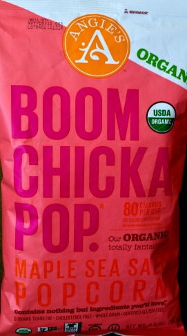 Angie's Boom Chicka Pop. - Maple Sea Salt