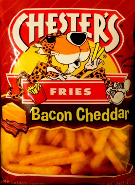 Chester's - Bacon Cheddar Fries