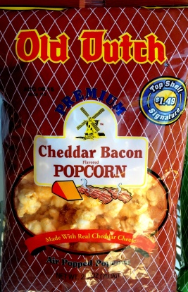 Old Dutch - Cheddar Bacon Popcorn