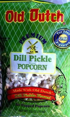 Old Dutch - Dill Pickle Popcorn