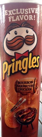Prinlges - Bourbon BBQ