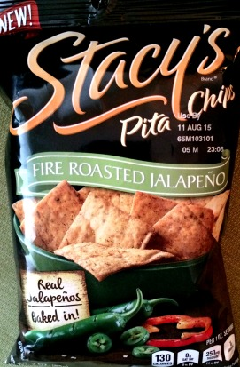 Stacy's Pita Chips - Jalapeno