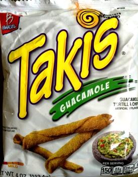Takis - Guacamole