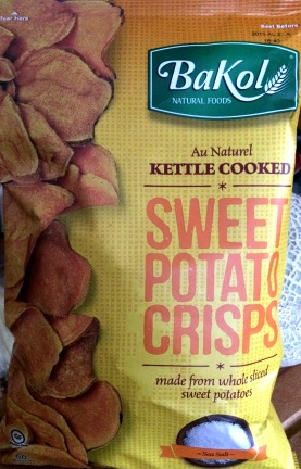 Bakol - Sweet Potato Crisps