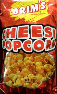 Brim's - Cheddar Cheese Popcorn