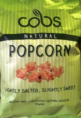 Cob's - Slightly Sweet Slightly Salty